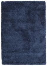 Shaggy Sadeh - Blå matta 120x170 Modern Matta