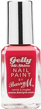 Barry M Nagellak Gelly # 9 Pomegranate