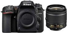Nikon D7500 mit AF-P DX NIKKOR 18-55mm f/3.5-5.6G VR Objektiv SLR-Digitalkamera Gehäuse