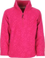 Ziener pink fleece skipully kind Jewel met reliC+f