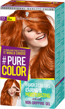 PureColor 7.7 Red Ginger -