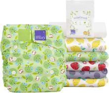 Bambino Mio - MioSolo Sparpaket (6 Windeln & Gratis Zubehör) - Cute Fruit