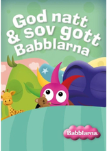 Babblarna- DVD God natt & sov gott Babblarna