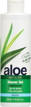 Shower Gel Aloe Vera Olivolja