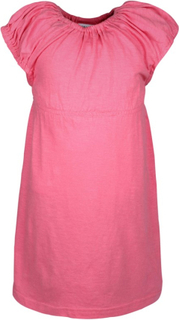GeggamojaS/S Dress Light CeriseNB (Newborn)