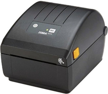 Termisk printer Zebra ZD220 60 mm/s 203 ppp Bluetooth NFC Sort