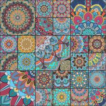 Boho Chic - full coloured