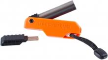 LifeSystems Dual Action Firestarter - Tændstål - Orange