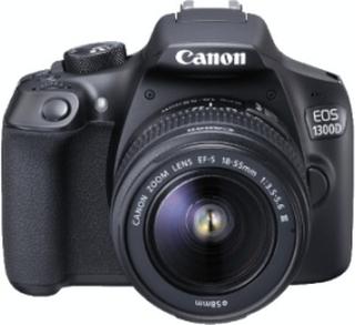 Canon EOS 1300D Kit 18-55 DC III