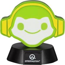 Overwatch - Lucio Lampe -Bordlampe - flerfarget