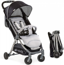 Hauck Swift Plus Sulky (Silver/charcoal)