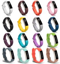 Silikonband kompatibelt med Fitbit Alta HR - #1