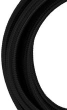 Bailey stoffen kabel 2-aderig zwart 3m