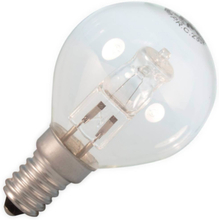 Halogeen EcoClassic Kogellamp   Kleine fitting E14 Dimbaar   20W