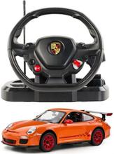 Rastar - Radiostyrd Porsche GT3 Rastar. 1:14