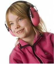 A Safety A-Safety Hörselskydd - Neonrosa