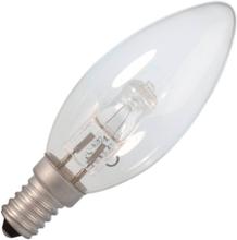 Halogeen Kaarslamp EcoClassic   20W E14 Kleine fitting   Dimbaar