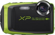 Fujifilm XP90 sort og grønn