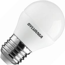Sylvania kogellamp LED mat 6,5W (vervangt 40W) grote fitting E27