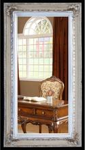 Steve Art Gallery Spegel i silver, yttermått 60x110 cm