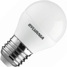 Sylvania LED Kogellamp   E27 6,5W (vervangt 40W)   Dimbaar