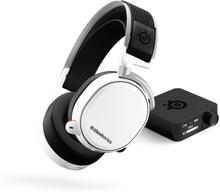 SteelSeries Arctis Pro Trådløst Gaming Headset Hvit