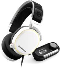 SteelSeries Arctis Pro + GameDAC Gaming Headset Hvit
