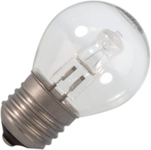 Halogeen EcoClassic Kogellamp   Grote fitting E27 Dimbaar   18W