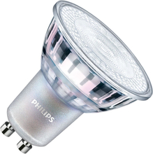Philips LED spot 230V 3,7W (vervangt 35W) GU10 50mm 2700 warm-wit