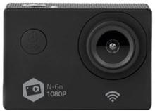 Full HD Action Kamera 1080p Wi-Fi, Svart