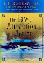 Law Of Attraction In Action Episode I 9781401918439