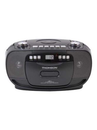 DAB bærbar radio RK200CD - boombox - CD Cassette - FM - Stereo - Sort