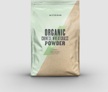 Organic Wheatgrass Powder - 250g - Unflavoured