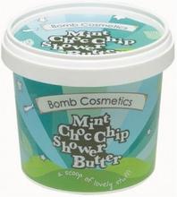 Bomb Cosmetics Mint Choc Chip Shower Butter