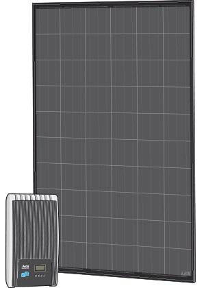 Nibe Solcellspaket SE-PV 3031