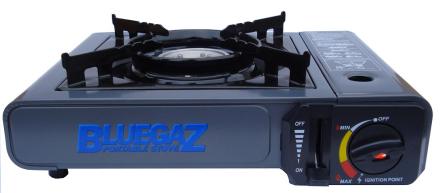 Bluegaz Bärbart Gasolkök Med Väska 1