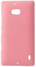 Hårt skal nokia lumia 930 rosa med gummiyta för bättre grepp bfc8037ef1c37