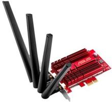 Asus PCE-AC88 PCI-express-nettverkskort, 2100 Mb/s