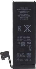 iPhone SE 5 5s batteri 1440mAh - svart