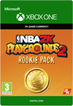 NBA 2K Playgrounds 2 Rookie Pack - 3,000 VC