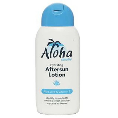Aloha Hydrating Aftersun Lotion 250 ml