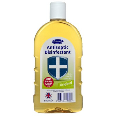 Dr. Johnson's Antiseptic Disinfectant Original 500 ml