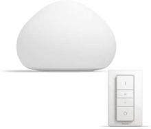 Philips Hue Wellner bordslampa, White ambiance - Vit