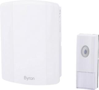 Byron B002E Trådlös Mp3 Dörrklocka
