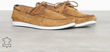 Selected Homme Slhsergio Boat Suede Shoe W Loafers & slippers Brun