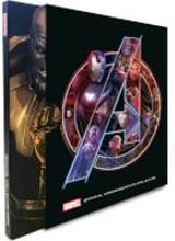 Marvel Avengers: Infinity War Sammelmünzen in limitierter Auflage - Set mit 24 Stück