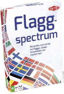 Spel Flaggspectrum