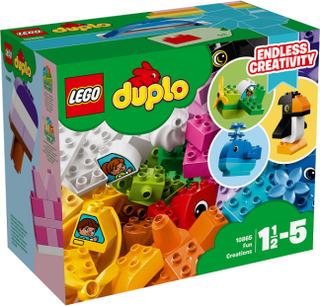 Roliga skapelser, LEGO DUPLO My First (10865)