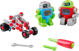 Playgo Bygg- och lekrobot 2956