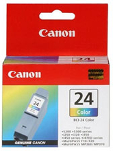 Canon bläckpatron BCI-24C trefärg BCI-24C
